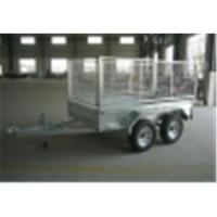 Buy cheap Box trailer-002 from wholesalers