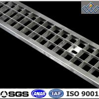 Buy cheap Electro forged Steel grating /cold galvanized steel grate from wholesalers