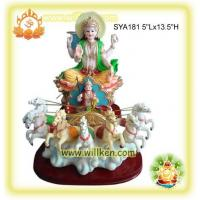 Buy cheap Polyresin Hindu God from wholesalers