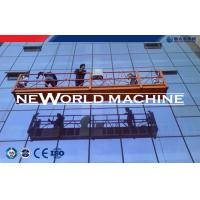 Wholesale CE Approved Construction hoist elevator ZLP800 , customized construction site elevator from china suppliers