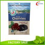 Buy cheap Dried Healthy Gouji Berries packaging Pouch , Bottom Gusset Ziplock Bags from wholesalers