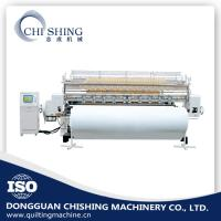 Buy cheap Multi Head Quilting Sewing Machines Blanket Making Machine With Digital Control Program from wholesalers