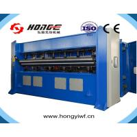 5m Double Board Needle Punching Machine High Performance Customized Needle Density Manufactures