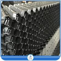 Buy cheap 300mm 600mm PP,PVC counter flow cooling tower fill from wholesalers