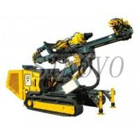 Buy cheap Hydraulic Crawler Drills With High Rotation Speed for Double Motor Lifting Force 50KN from wholesalers