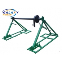 Buy cheap Cable Drum Lifter 50KN Transmission Line Accessories from wholesalers