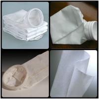 Buy cheap non woven needle  PTFE filter felt PTFE  dust filter bag from wholesalers