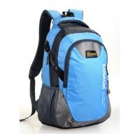 Buy cheap custom logo pro new fashion mix color backpack with laptop comparment quiz backpack  backpack through europe backpack to from wholesalers