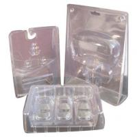 Buy cheap Sliding card blister package for showers from wholesalers