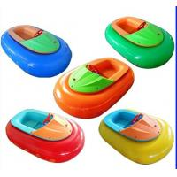 Buy cheap Durable Fire Resistant Inflatable Water Toys / Motorized Pool Bumper Boats from wholesalers