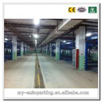 Buy cheap 2-6 Floors Parking Lot Solutions Automated Liquid Crystal Display Automated Car Parking Sy from wholesalers
