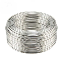 Buy cheap Al 99.70E White Solid Aluminum Wire High Tensile Strength from wholesalers