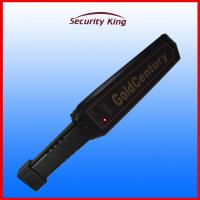 Buy cheap Body Scanner Portable Metal detector with Earphone Sound Light Alarm High Sensitivity from wholesalers