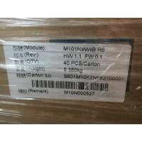 Buy cheap 40 Pins LCD Flat Screen Edge Light Type M101NWWB R6 216.96×135.6mm Display Area from wholesalers