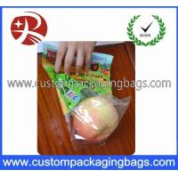 Buy cheap Customized Color Frozen Fruit Packaging Bags Leak Proof For Grape from wholesalers
