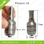 Fashionable Mechincal mod electronic cigarette phoenix V6 Manufactures