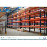 Buy cheap High quality warehouse storage racks, heavy duty metal pallet shelf from wholesalers