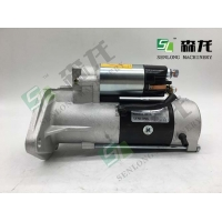 Buy cheap 24V 11T  CW     Starter Motor For  Mitsubishi  Engine  6D34  KOBELCO   KATO  Excavator  SK200-6  HD820-3  M8T87171 from wholesalers