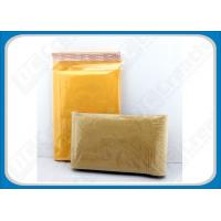 Buy cheap Retail Packed Kraft Bubble Mailers , High-Slip Bubble Envelopes For Post Offices from wholesalers