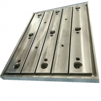 Buy cheap OEM Cast Iron Machine Test Hollow 1000x750 Bed Plate from wholesalers