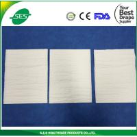 Buy cheap disposable Scrim-reinforced 4ply surgical hand towel from china factory from wholesalers