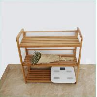 Buy cheap Modern Appearance Bamboo Home Furniture Natural Bamboo Shoe Rack FDA Approved from wholesalers
