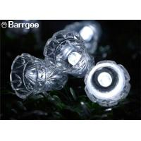 Buy cheap 6M Solar Powered 30 Led Bell Fairy String Lights For Indoor Outdoor Xmas Party Decoration from wholesalers