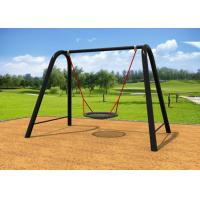 Buy cheap Arched Shape Kids Single Swing Set , Metal Swing Sets For Small Yard KP-G001 from wholesalers