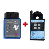 Buy cheap Mini ND900 Transponder Key Programmer Plus Toyo Key OBD II Key Pro Support 4C 4D 46 G H Chips from wholesalers