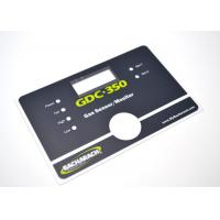 Buy cheap Embossed Button Membrane Switch Panel Printing 5 Colors On The Surface product