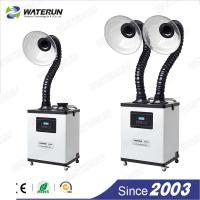 High Efficiency Beauty Fume Extraction units , Smoke Absorber Salong Fume Extractor Manufactures
