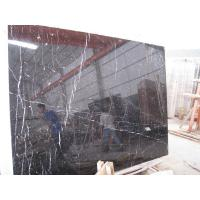 Buy cheap China Marble Tile/Nero Marquina,/Black Marble with White Vein,China black Marble Products from wholesalers