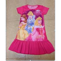 Buy cheap Frozen dress, fashion new girl shirt ,polyester ,4-14T from wholesalers