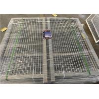 Buy cheap Galvanized Welded Gabion Box Gabion Wire Mesh For Air Condition Compressor from wholesalers