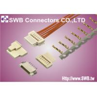 Buy cheap 1 Row Wire to Board Connectors , 1mm Pitch Electrical Wiring Connectors from wholesalers