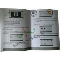 Buy cheap Softcover Custom Printed Booklets , C2S Art Paper Digital Printing Brochures from wholesalers