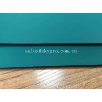Buy cheap Anti - Shock Recycled Rubber Sheet / Embossed Surface Rubber Mat For Cars from wholesalers