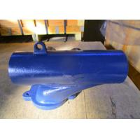 Buy cheap Blue Ductile Iron Pipe Fittings Right Hand Carrier Ductile Iron Pipe Bends from wholesalers