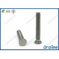 Buy cheap 304 Stainless Steel Flush Head Self Clinching Studs from wholesalers