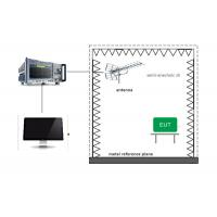 Buy cheap CISPR 15 Radiation Emission RE Electromagnetic Compatibility 30MHz-6GHz Test System from wholesalers
