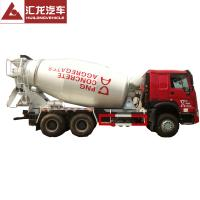 Buy cheap Self Loading HOWO 10 CBM 6X4 Concrete Mixer Truck Cement Mixer Truck For Sale from wholesalers