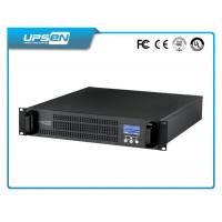 Buy cheap Pure Sine Wave Rack Mountable UPS 1KVA / 2KVA / 3KVA / 6KVA with Over Charge Protection from wholesalers