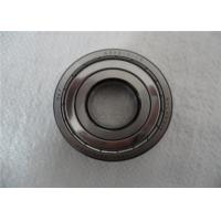 Carbon Steel Deep Groove Radial Ball Bearing 6306-2Z With Metal Seal , ABEC7 Manufactures