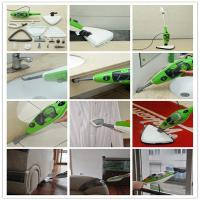 Buy cheap Household Hardwood Floor Cleaning Mop , Portable Steam Mop System With 12 Accessories from wholesalers