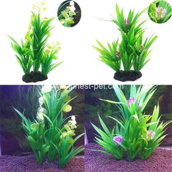 Buy cheap Cheap Vivid Aquarium Imitation Water Plant Artificial Grass for Fish Tank from wholesalers