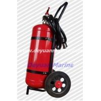 Buy cheap wheel dry powder fire extinguisher from wholesalers