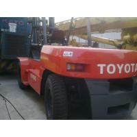 Buy cheap Used Toyota Forklift 10t from wholesalers