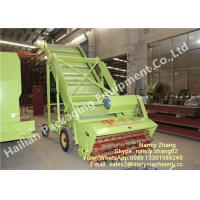 China Electric Motor Cow TMR Feed Mixer Mobile Silage Reclaimer For Farm on sale