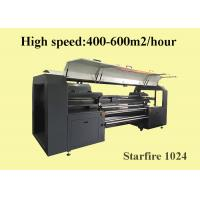 MS Large Format Digital Textile Printing Machine 3.2m / 4.2m CE Certification Manufactures