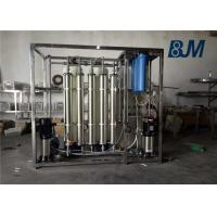 Buy cheap 1 Ton Per Hour One Stage RO Water Purifying Equipment For Drinking Water from wholesalers